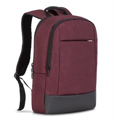 Classone Twin Color 15.6 inch Notebook Çantası-Bordo